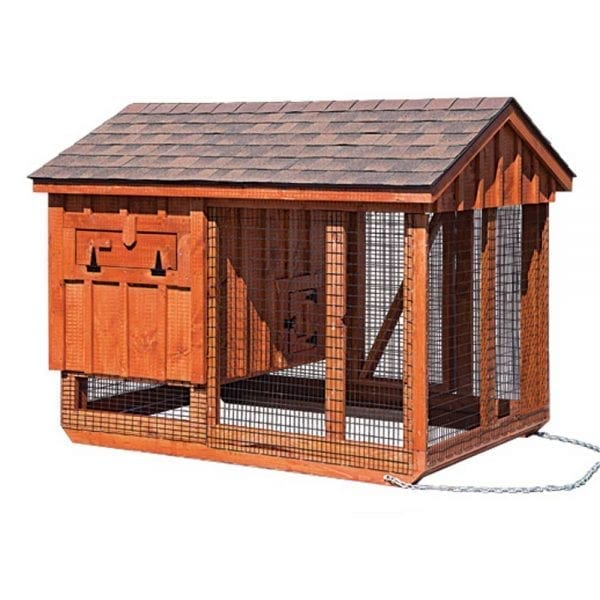 Customized Chicken Coops MA NH