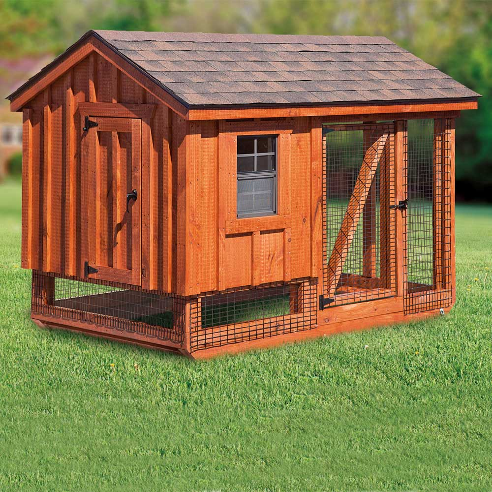 Custom Chicken Coop Builders Near Boston