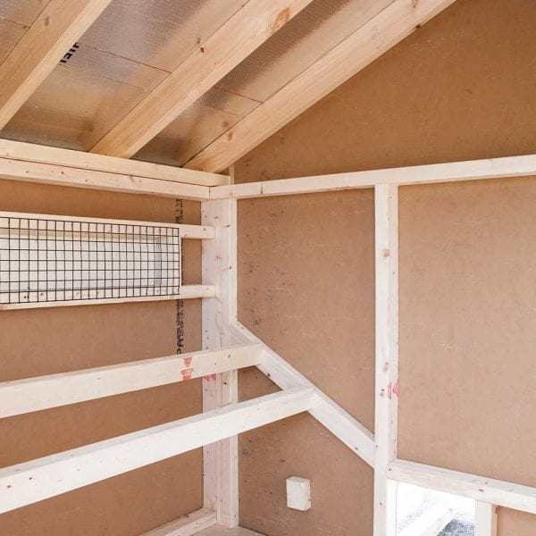 Affordable Chicken Coops New England