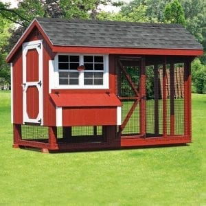 Affordable Chicken Coops MA NH