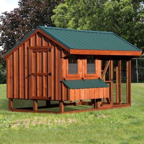 Classic Styled Chicken Coops MA NH