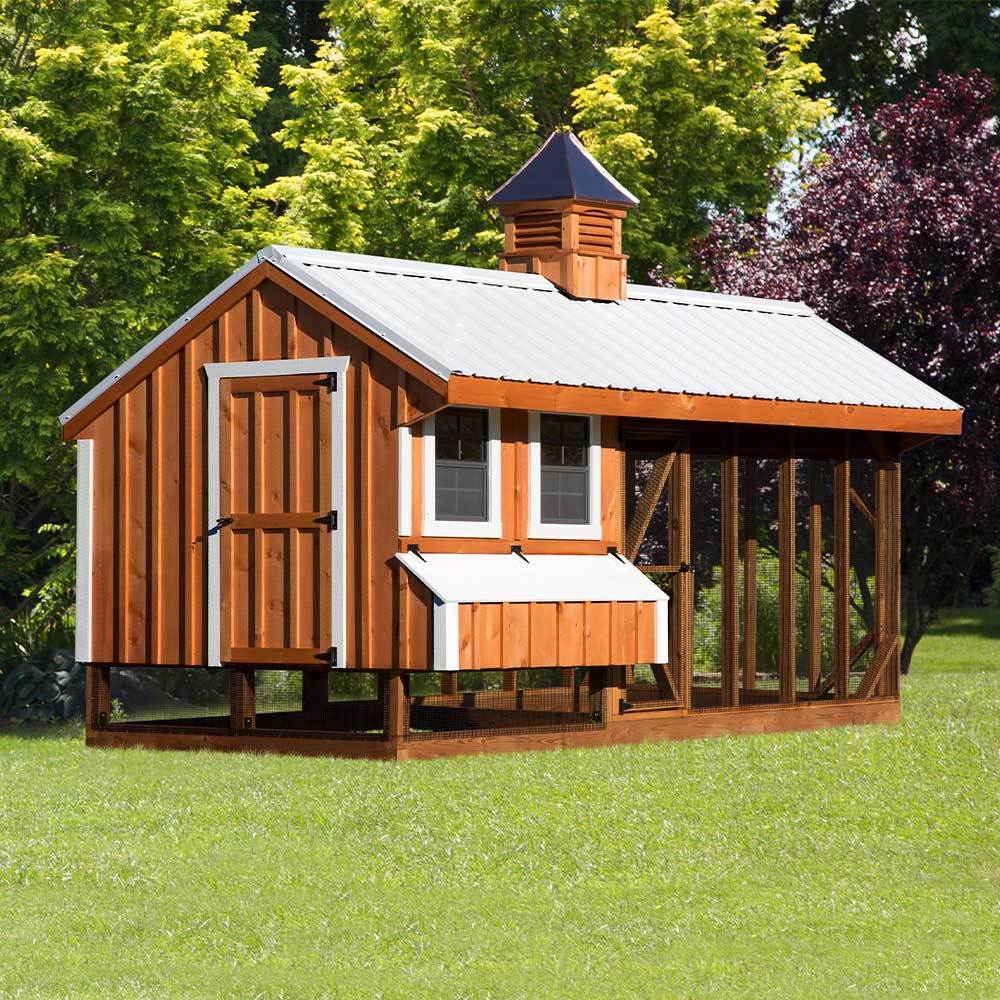 Made to Order Chicken Coops MA NH