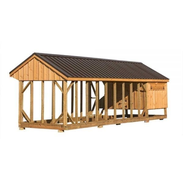 Large Chicken Run Coops MA NH