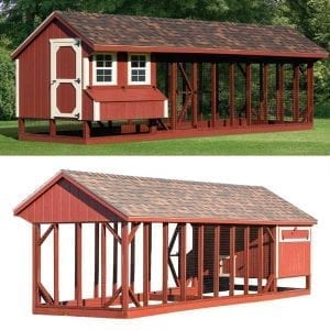 Large Chicken Coops MA NH
