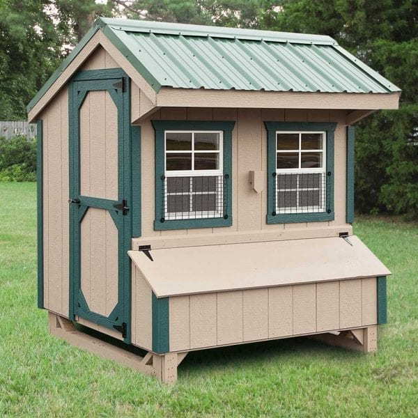 Custom Chicken Coops for Sale MA NH