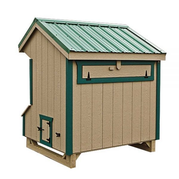 Custom Chicken Coops & Runs MA