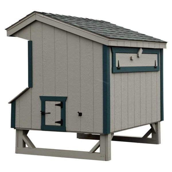 Durable Wood Chicken Coops