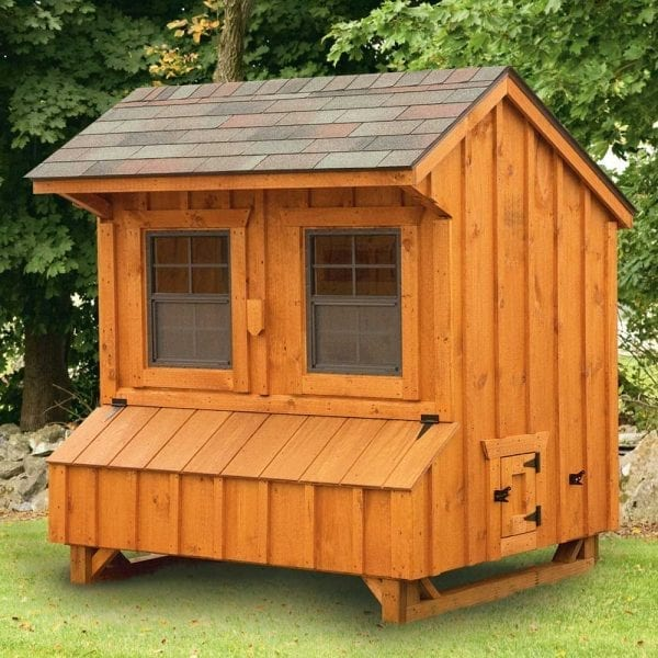 Wooden Chicken Coop Sale MA