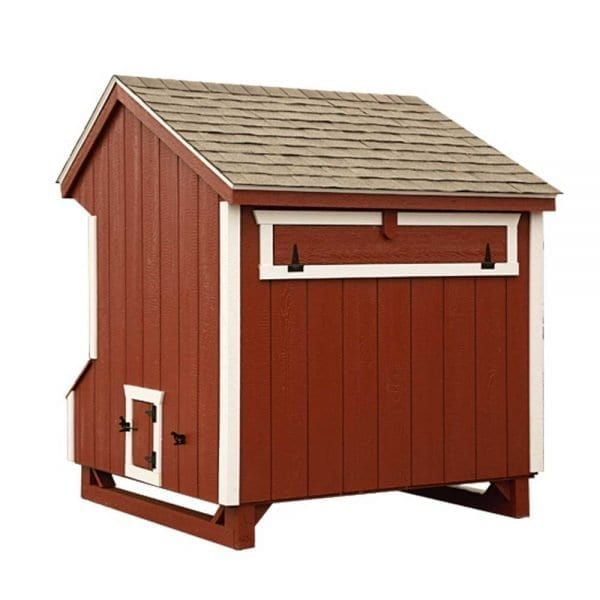 Custom Wood Hen Houses NH