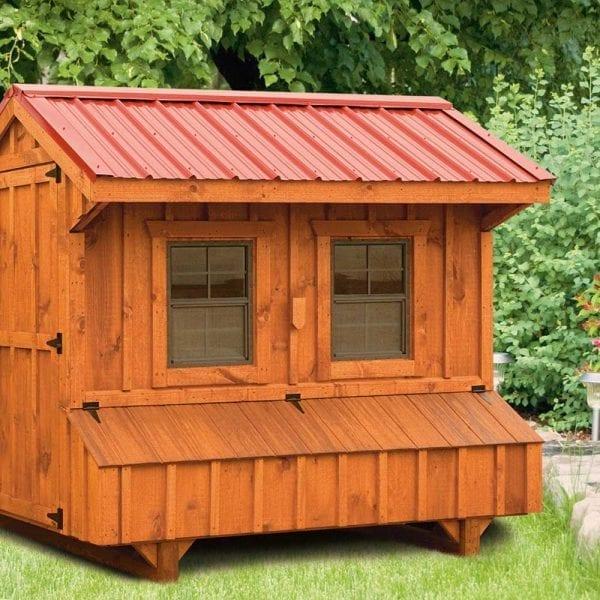 Custom Chicken Coop Builders MA