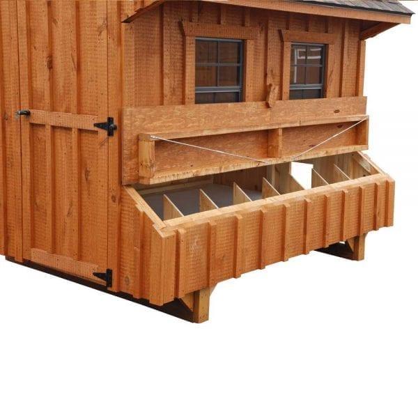 Custom Wood Coops MA NH