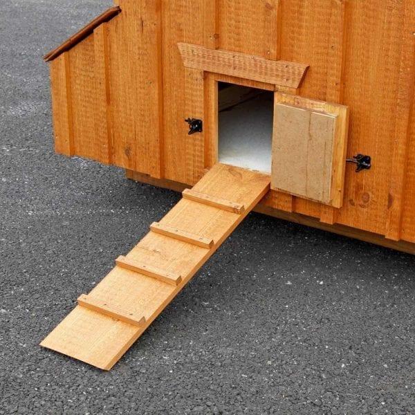 Wooden Chicken Coop Builders New England