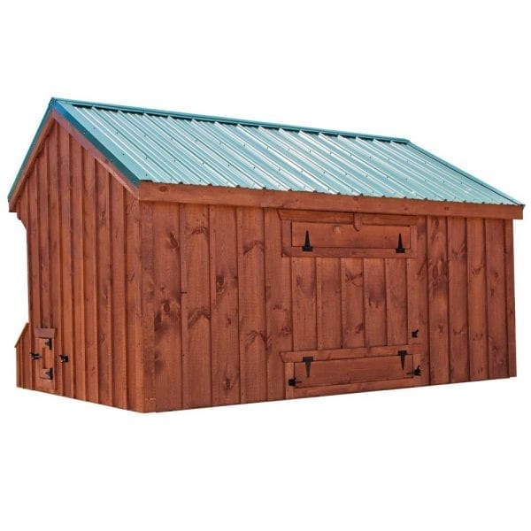 Quaker Style Chicken Coops NH