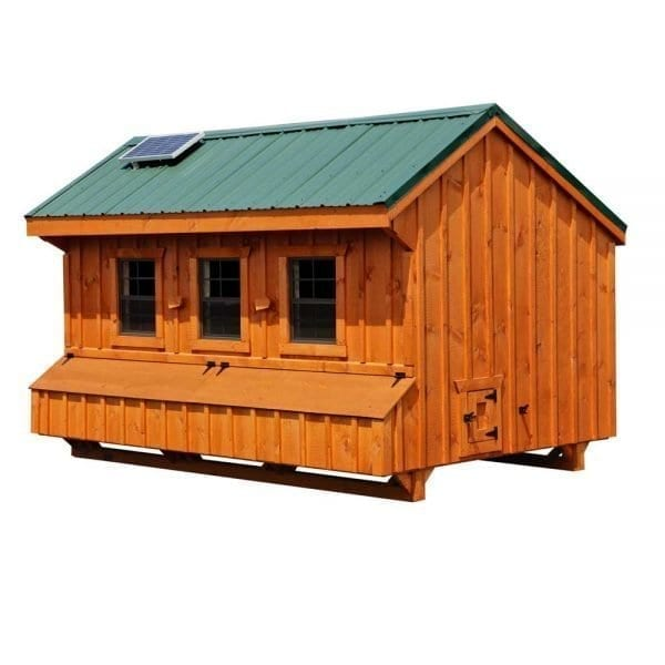 Large Chicken Coop Runs MA NH