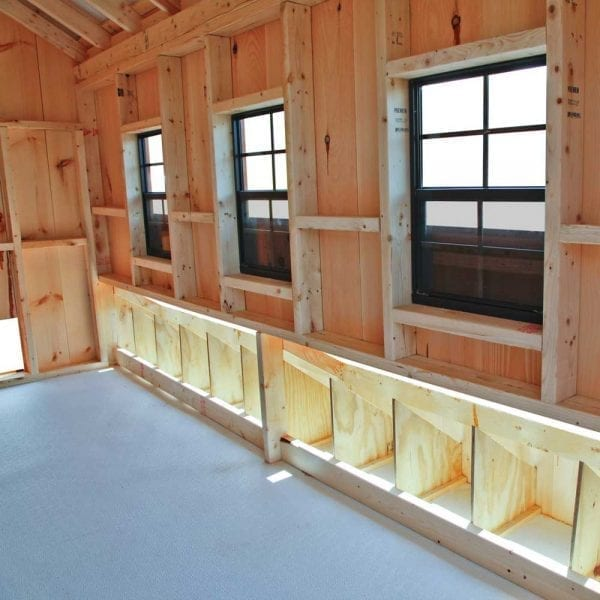 Custom Hen Houses New England