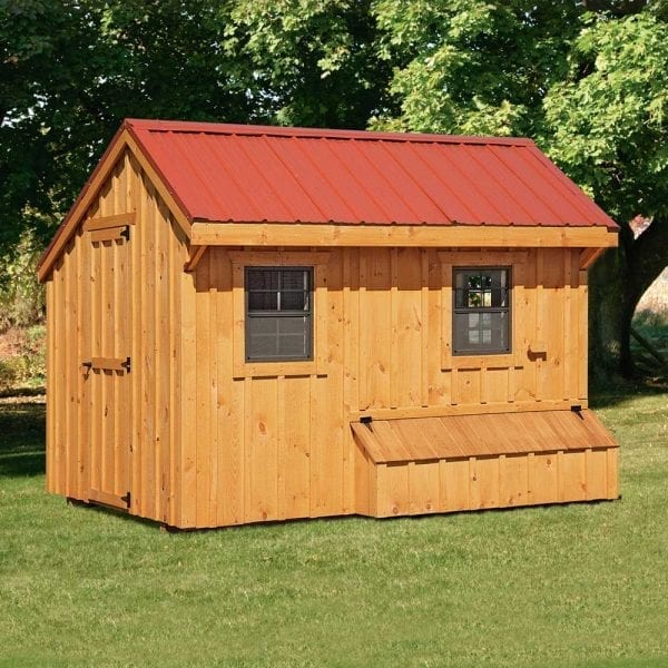 Custom Wood Chicken Coop Builders MA