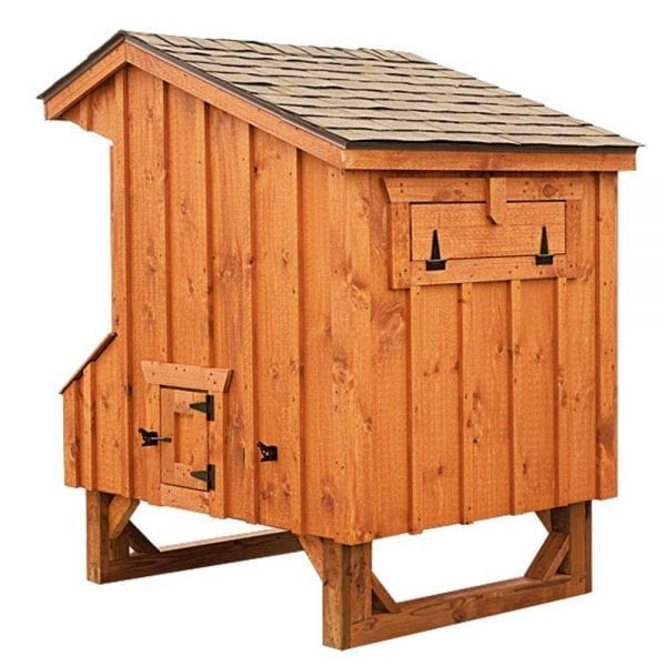 Quaker Style Chicken Coops for Sale