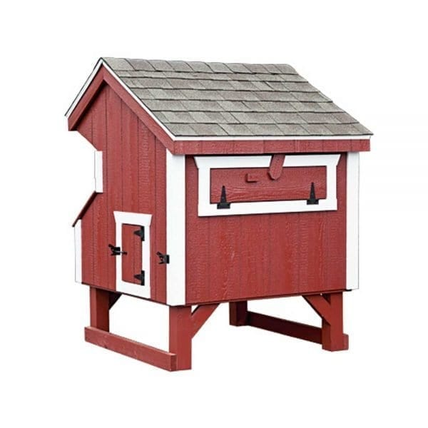 custom wood chicken coops nh
