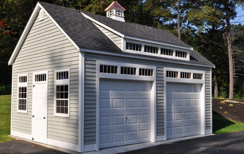 Custom Garage Designers Builders New England