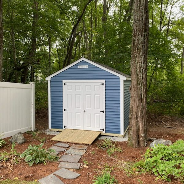 Custom Wooden Sheds Methuen MA