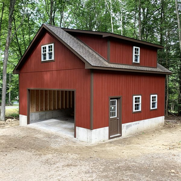 Custom Garage Builders N Granby CT
