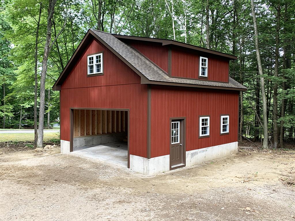 Custom Garage Builders N Granby CT