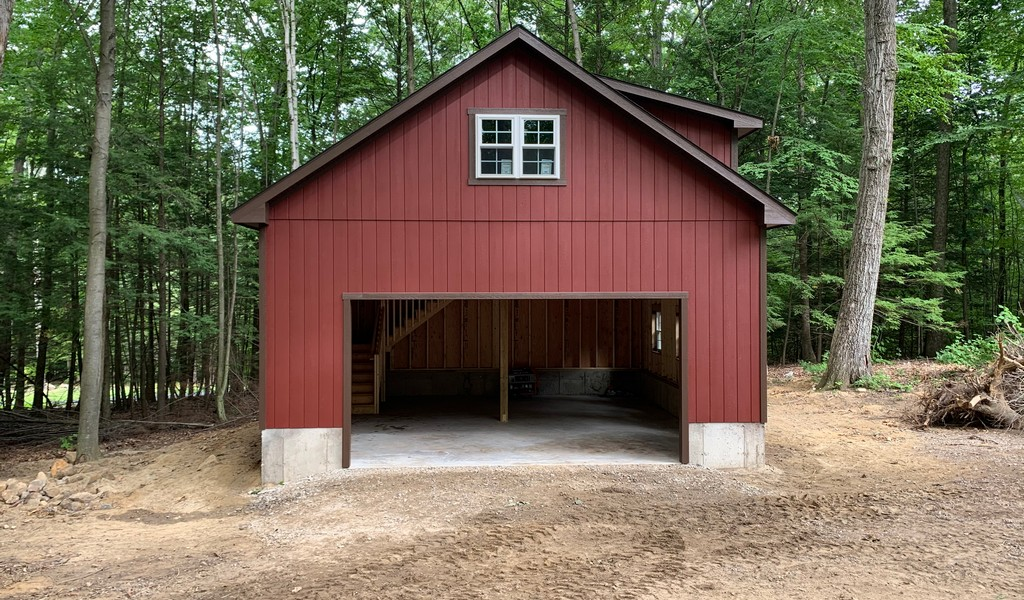 Garage Builders in CT RI