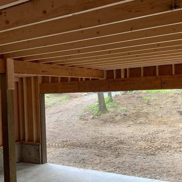 Custom Prefab Garage Builders CT