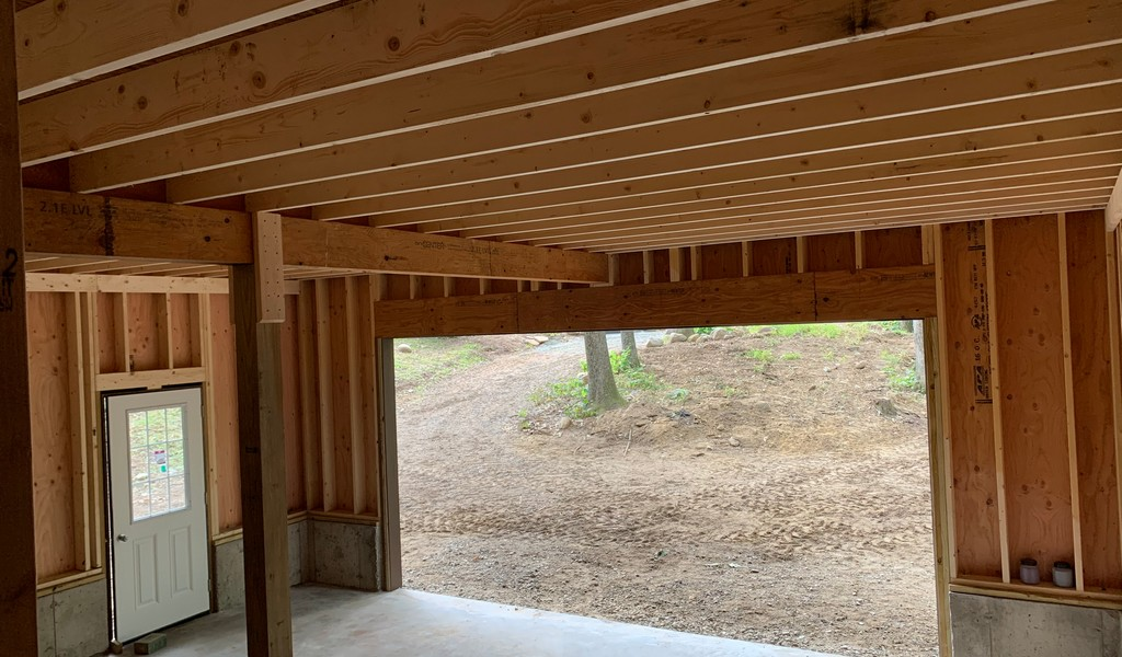 Custom Prefab Garage Builders CT