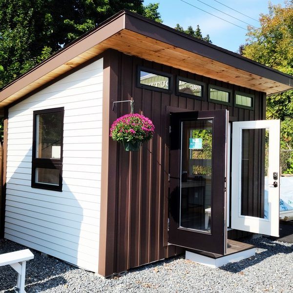 Backyard Office Shed Rooms MA