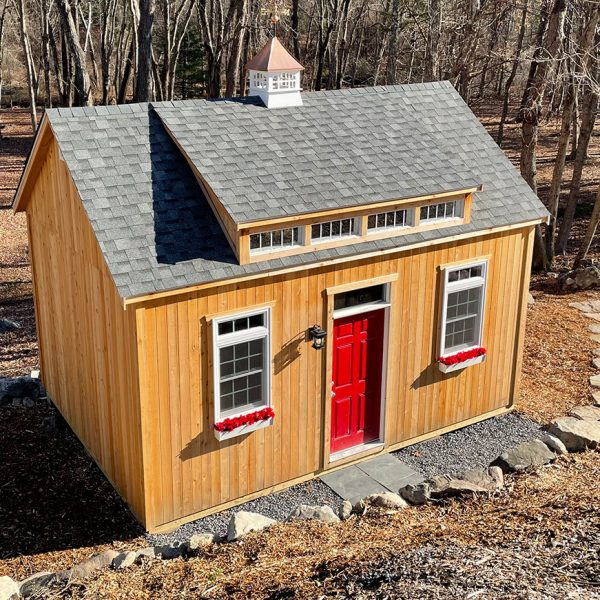 Custom Built Cedar Storage Sheds MA NH