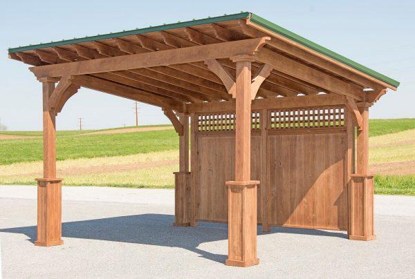 Custom Wood Pavilions NH MA